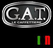 Кофеварка гейзерная ETERNA на 4 чашки, индукционное дно, сталь нержавеющая, G.A.T., Италия, арт. 36112, фото 8