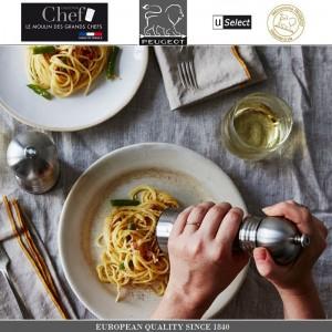 Мельница Paris U Select Chef для перца, H 22 см, сталь, PEUGEOT, Франция, арт. 69656, фото 7