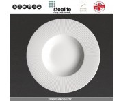 Глубокая тарелка Willow для супа, пасты, D 24 см, фарфор, Steelite, Великобритания