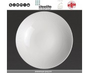 Блюдо-тарелка «Willow» без полей, D 28 см, фарфор, Steelite, Великобритания