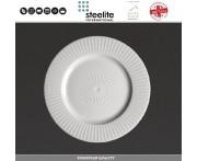 Десертная (закусочная) тарелка Willow, D 18.5 см, фарфор, Steelite, Великобритания
