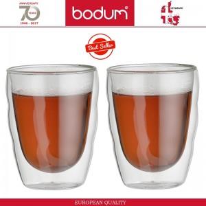 Набор термобокалов PILATUS для горячих и холодных напитков, 2 шт по 250 мл, BODUM, арт. 7311, фото 4