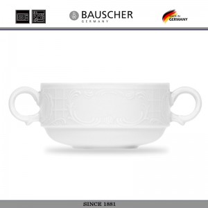 Бульонная чашка «Mozart», 260 мл, фарфор, Bauscher, Германия, арт. 7234, фото 1