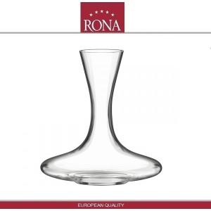 Декантер «CARAFES», 1 л, хрустальное стекло, Rona, Словакия, арт. 8971, фото 1