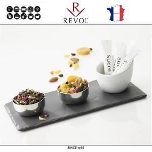 Блюдо BASALT для подачи прямоугольное, 30 x 11 см, REVOL, Франция, арт. 8833, фото 2