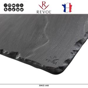 Блюдо BASALT для подачи прямоугольное, 40 x 25 см, REVOL, Франция, арт. 8838, фото 4