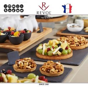 Блюдо BASALT для подачи прямоугольное, 40 x 25 см, REVOL, Франция, арт. 8838, фото 2