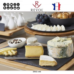 Блюдо BASALT для подачи прямоугольное, 30 x 20 см, REVOL, Франция, арт. 8835, фото 2