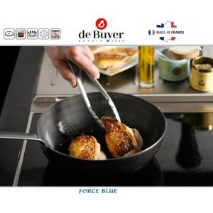 Сковорода Force Blue, D 24 см, голубая сталь, de Buyer, Франция, арт. 4748, фото 2