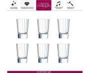 Набор стопок MACASSAR для водки, текилы, 6 шт, 60 мл, Cristal D'arques, Франция