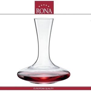 Декантер «CARAFES», 1 л, хрустальное стекло, Rona, Словакия, арт. 8971, фото 2