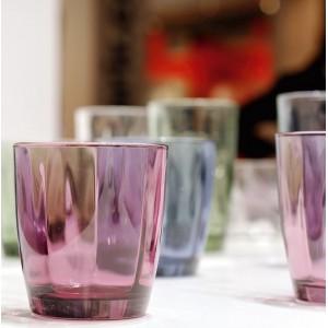 Низкий стакан, 305 мл, D 8,5 см, H 9 см, стекло, цвет зеленый, Pulsar, Bormioli Rocco, Италия, арт. 29968, фото 2