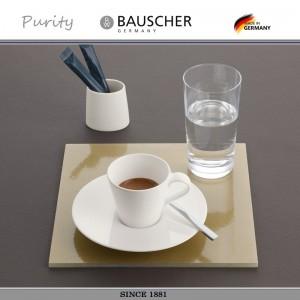 Кофейная чашка PURITY для эспрессо, 90 мл, фарфор, Bauscher, Германия, арт. 32215, фото 2