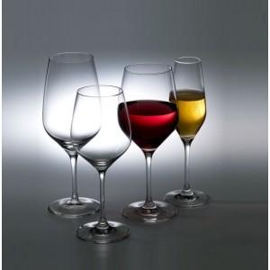 Бокал для шампанского «Martina» 220 мл, хрустальное стекло, Rona, Словакия, арт. 4200, фото 3