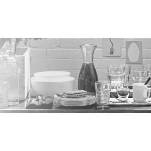 Кувшин «Ypsilon», 250 мл, D 7 см, H 16,8 см, стекло, Bormioli Rocco - Fidenza, Италия, арт. 39834, фото 8