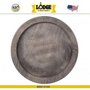Подставка для сковороды арт. 5207, D 28.5 см, дерево, Lodge, США, арт. 5256, фото 5