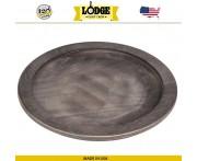 Подставка для сковороды арт. 5207, D 28.5 см, дерево, Lodge, США