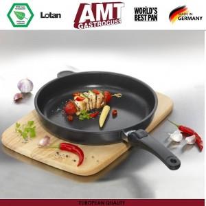 Антипригарная сковорода, D 26 см, H 5 см, индукционное дно, съемная ручка, Lotan, AMT, Германия, арт. 107, фото 2