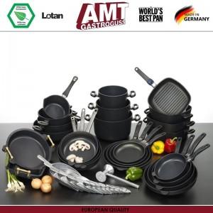 Антипригарная сковорода, D 20 см, H 4 см, съемная ручка, AMT, Германия, арт. 90, фото 8