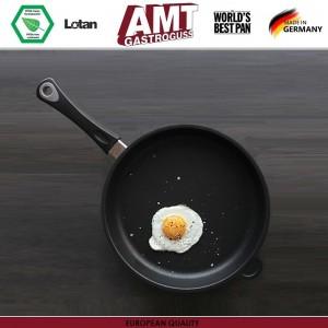 Антипригарная сковорода, D 20 см, H 5 см, съемная ручка, Lotan, AMT, Германия, арт. 91, фото 7