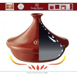 TAJINE Тажин керамический D 27 см, 2 л, цвет градиент лимитированная серия, Emile Henry, арт. 92451, фото 6
