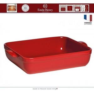 Les Plats Promo Подарочный набор: форма для запекания + 2 рамекина, цвет гранат, Emile Henry, арт. 92454, фото 4