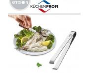Пинцет для удаления костей из рыбы, L 12 см, нержавеющая сталь 18/10, Kuechenprofi, Германия