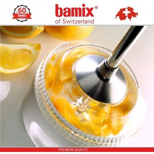 BAMIX M180 Deluxe Silver блендер, серебристый, Швейцария, арт. 10576, фото 5