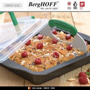 Антипригарный противень Perfect Slice для выпечки с крышкой-переноской и ножом, 36 х 27 см, BergHOFF, арт. 73049, фото 9