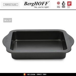 Антипригарный противень Perfect Slice для выпечки с крышкой-переноской и ножом, 36 х 27 см, BergHOFF, арт. 73049, фото 5