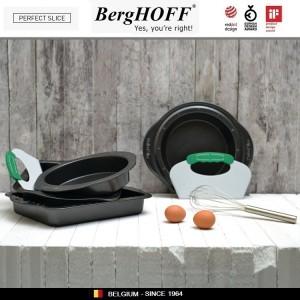Антипригарный противень Perfect Slice для выпечки с крышкой-переноской и ножом, 36 х 27 см, BergHOFF, арт. 73049, фото 11