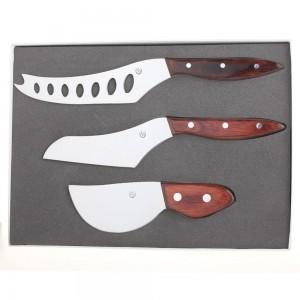 Набор ножей для дегустации сыра, 3 предмета, DEL BEN, Италия, арт. 861, фото 3
