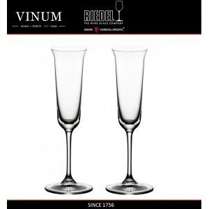 Рюмки VINUM для граппы Grappa, 2 шт, объем 85 мл, хрустальное стекло, Riedel, Австрия, арт. 16452, фото 3