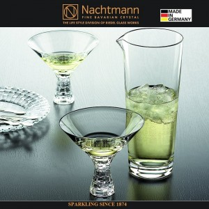 Бокал BOSSA NOVA для коктейлей Martini, 340 мл, бессвинцовый хрусталь, Nachtmann, Германия, арт. 16076, фото 4