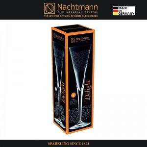 Бокал DELIGHT для шампанского, 165 мл, бессвинцовый хрусталь, Nachtmann, Германия, арт. 16139, фото 2