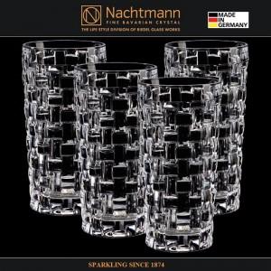 Набор высоких стаканов, 4 шт., 345 мл, бессвинцовый хрусталь, серия BOSSA NOVA, Nachtmann, Германия, арт. 16099, фото 4