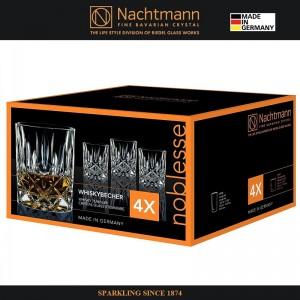 Набор стаканов для виски, 295 мл, 4 шт, бессвинцовый хрусталь, серия NOBLESSE, Nachtmann, Германия, арт. 16203, фото 8