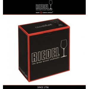 OUVERTURE Бокалы для шампанского Champagne Glass, 2 шт, 260 мл, хрусталин, Riedel, Австрия, арт. 16516, фото 4