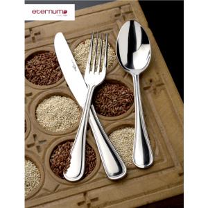 Ложка десертная «Anser», L 18 см, Eternum, Бельгия, арт. 7526, фото 3