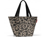 Сумка shopper m baroque taupe, L 51 см, W 26 см, H 30,5 см, Reisenthel, Германия