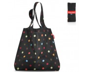 Сумка складная mini maxi shopper dots, L 43,5 см, W 7 см, H 60 см, Reisenthel, Германия