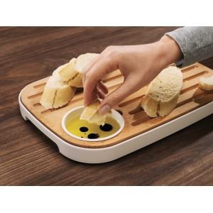 Доска для сервировки хлеба и сыра Slice and Serve™, Joseph Joseph, Великобритания, арт. 12326, фото 4