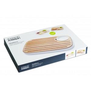 Доска для сервировки хлеба и сыра Slice and Serve™, Joseph Joseph, Великобритания, арт. 12326, фото 8