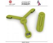 Весы Triscale кухонные электронные складные, max 5 кг, зеленый, Joseph Joseph, Великобритания