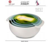 Набор Nest, 9 предметов, цвет опал, Joseph Joseph, Великобритания