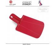 Малая доска Chop2pot складная, красный, Joseph Joseph, Великобритания