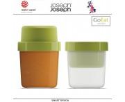 Ланч-бокс GoEat для супа компактный, зелёный, Joseph Joseph, Великобритания