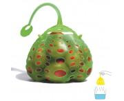 Контейнер для варки foodpod зеленый, L 22,8 см, W 16 см, H 7 см, Fusionbrands, Тайвань
