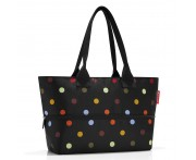 Сумка shopper e1 dots, L 50 см, W 16,5 см, H 27 см, Reisenthel, Германия