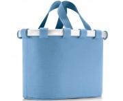 Корзина для хранения ovalbasket s pastel blue, L 25,5 см, W 15 см, H 16 см, Reisenthel, Германия